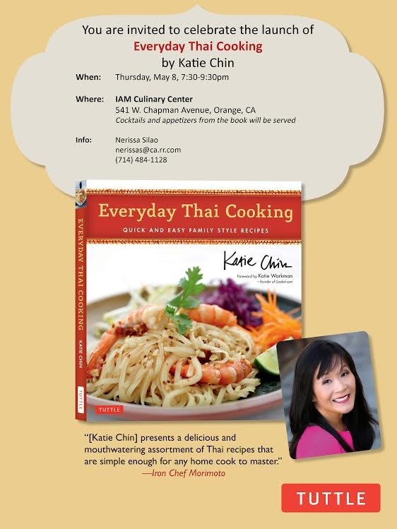 Chef Katie Chin cooking class