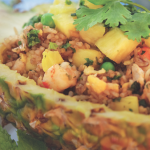 Pineapple Fried Rice by Chef Katie Chin