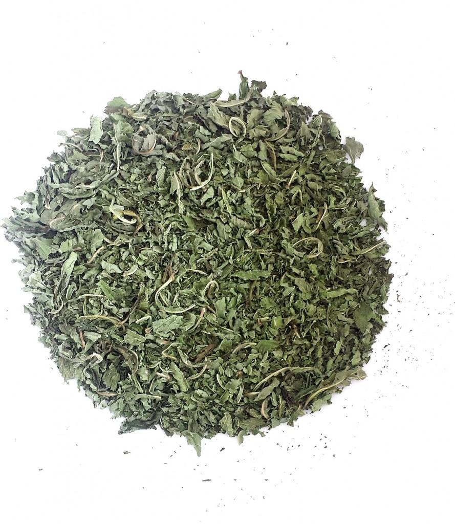Dried mint