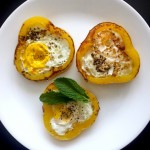 Eggs and Peppers-Breakfast Recipe