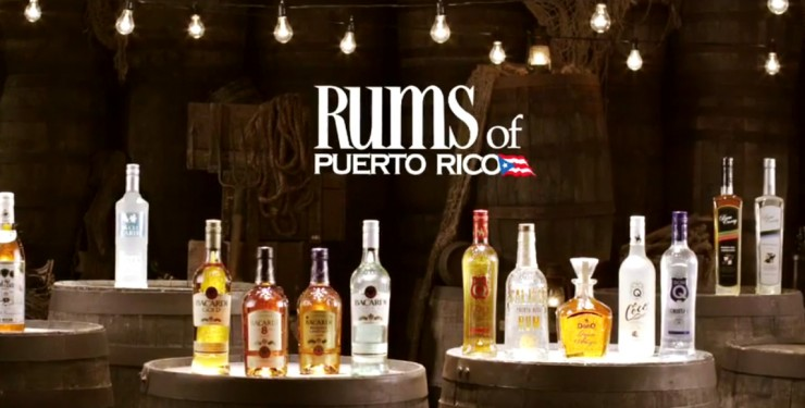 It's Rum Time | Rums of Puerto Rico
