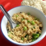 Cauliflower Fried Rice | Recipe