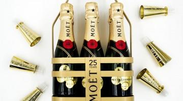 Moet & Chandon Official Golden Globes Cocktail