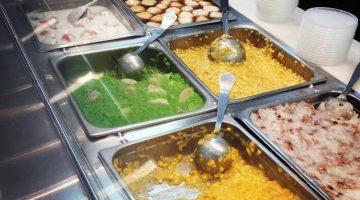 Che Chuoi Vietnamese Tapioca Dessert