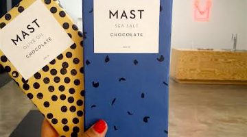 The Mast Brothers Chocolate Is Out Of This World