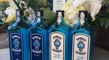 Bombay Sapphire Artisan Series Is A Wrap