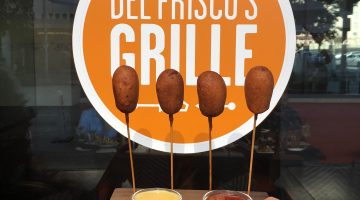 Del Frisco's Grille Is Having A Party| August 16th 4pm
