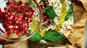 Baba Ganoush & Jajik | Live Cooking Show