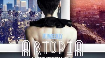 Artopia At OUE Skyspace in DTLA