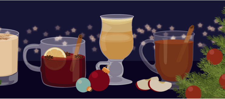 4 Festive Cocktails That Should Be In Your Life This Holiday Season