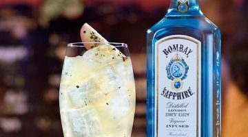 Bombay Sapphire Gin Kicks Off the Most Imaginative Bartender Competition
