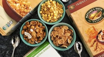 Celebrate National Cereal Day with Natures Path