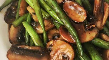 Vietnamese Green Bean Stir Fry   Recipe