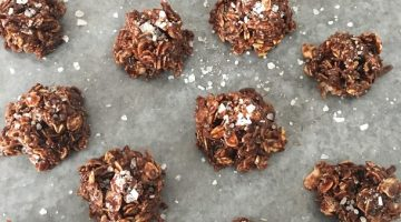 Decadent Chocolate NO BAKE Balls | Recipe
