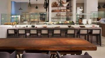 Unity LA Restaurant, Market & Bar Serves Up LA's Diverse Neighborhoods Minutes from LAX