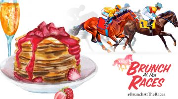 Brunch at The Races THIS WEEKEND!