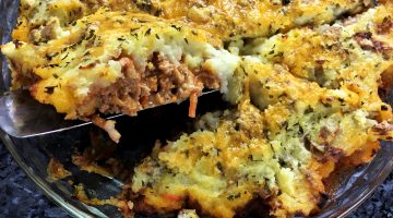 St. Patrick's Day Cottage Pie VIDEO